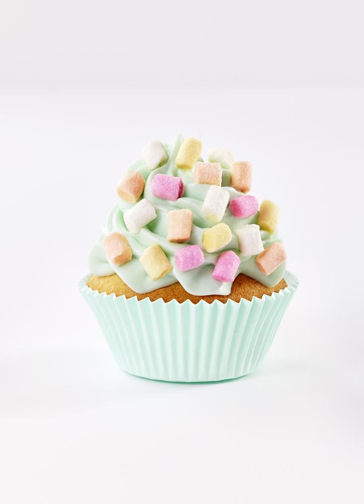 Pack-shot Cupcake