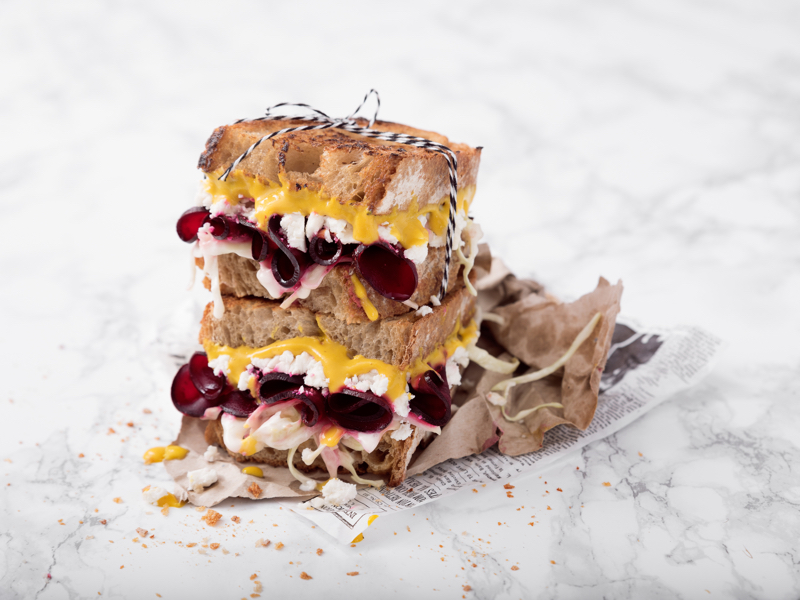 Comfort Food Sandwich